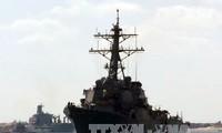 นาโต้เพิ่มการปรากฎตัวทางทหารในทะเลดำ
