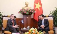 ความร่วมมือด้านเศรษฐกิจเป็นเสาหลักแรกของความสัมพันธ์ระหว่างเวียดนามกับฝรั่งเศส