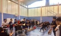 งานมหกรรมกีฬาของนักศึกษาเวียดนามที่กำลังศึกษาในประเทศอังกฤษ
