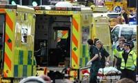 อังกฤษ: เป้าหมายใหม่ของการก่อการร้าย