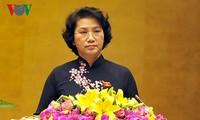 ประธานรัฐสภาเวียดนามจะเยือนประเทศสวีเดน ฮังการีและสาธารณรัฐเช็กอย่างเป็นทางการ