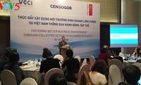 ผลักดันการสร้างบรรยากาศการประกอบธุรกิจที่โปร่งใสในเวียดนาม