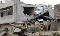 กลุ่มไอเอสใช้อาวุธเคมีในเมืองโมซูล ประเทศอิรัก