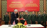 ผลักดันความร่วมมือด้านกลาโหมระหว่างเวียดนามกับสหราชอาณาจักรและไอร์แลนด์เหนือ