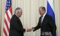 รัสเซียพร้อมที่จะร่วมมือกับสหรัฐในปัญหาของซีเรีย