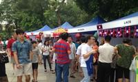 กิจกรรมแลกเปลี่ยนวัฒนธรรมอาหารพื้นเมืองฮานอยกับมิตรประเทศ-สถานที่ที่น่าสนใจสำหรับนักท่องเที่ยว