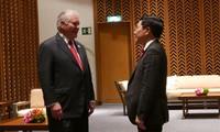 เวียดนามผลักดันความร่วมมือกับประเทศต่างๆและอียู