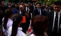 นายกรัฐมนตรีเวียดนามเสร็จสิ้นการเยือนไทยอย่างเป็นทางการ