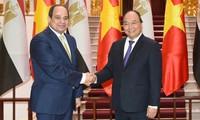 อียิปต์มีความประสงค์ที่จะขยายความร่วมมือกับเวียดนามในหลายด้าน