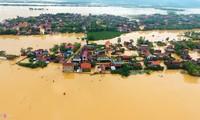 กิจกรรมการรณรงค์บริจาคเพื่อช่วยเหลือประชาชนในภาคกลางที่ได้รับผลเสียหายจากพายุทกซูรี