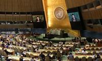เวียดนามมีส่วนร่วมต่อการปฏิบัติเป้าหมายต่างๆของสหประชาชาติ