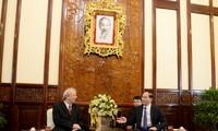 บัลแกเรียให้การสนับสนุนการลงนามข้อตกลงการค้าเสรีเวียดนาม-อียูโดยเร็ว