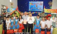 เทศกาลสารทไหว้พระจันทร์ที่อบอุ่นสำหรับเด็ก