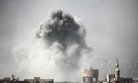 รัสเซียทำลายคลังอาวุธใหญ่ของกลุ่มกบฏในประเทศซีเรีย