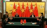 จีนชื่นชมความร่วมมือในภูมิภาคและความสัมพันธ์กับประเทศเพื่อนบ้าน
