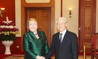เวียดนามและชิลีจะช่วยผลักดันความเชื่อมโยงระหว่างประชาคมเศรษฐกิจอาเซียนกับกลไกต่างๆในทวีปอเมริกาใต้