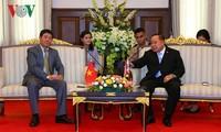 เวียดนามและไทยผลักดันความร่วมมือด้านความมั่นคงและกลาโหม