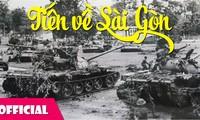 """เพลง""""Tiến về Sài Gòn"""" หรือ """"มุ่งสู่ไซ่ง่อน"""""""