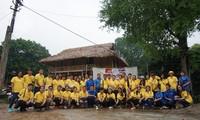 กิจกรรมต่างๆในกรอบโครงการแลกเปลี่ยนเยาวชนไทย-เวียดนามครั้งที่ 10