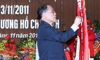 ประธานรัฐสภาเข้าร่วมพิธีรำลึก65ปีวันก่อตั้งสภากาชาดเวียดนาม