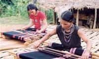 สตรีชนเผ่าเกอตูร่วมกันอนุรักษ์อาชีพพื้นเมือง