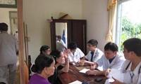 แพทย์รุ่นใหม่เวียดนามพยายามเพื่อสุขภาพชุมชน