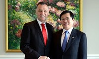 ผลักดันความร่วมมือทางการค้าและพลังงาน เวียดนาม-ออสเตรเลีย