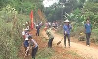 ส่งเสริมบทบาทของสมาคมเกษตรกรในกระบวนการสร้างสรรค์ชนบทใหม่