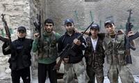 โลกแสดงความวิตกเรื่องสหรัฐสนับสนุนอาวุธให้แก่ฝ่ายค้านในซีเรีย