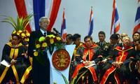 ภารกิจของท่านเลขาธิการใหญ่พรรคคอมมิวนิสต์เวียดนามในประเทศไทย