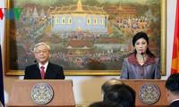 ยกระดับความสัมพันธ์เวียดนาม-ไทยไปสู่ความเป็นหุ้นส่วนทางยุทธศาสตร์