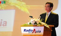 Radio Asia 2013-การกระจายเสียงบนเส้นทางแห่งการพัฒนา