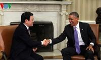 ร่างรัฐบัญญัติH.R1897เดินสวนกับแนวโน้มการพัฒนาความสัมพันธ์เวียดนาม-สหรัฐ