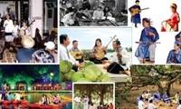 เพลงเดิ่นกาต่ายตื่อ-มรดกวัฒนธรรมนามธรรมแห่งมนุษยชาติ