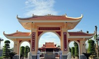 เปิดอนุสรณ์สถานประธานโฮจิมินห์ที่จังหวัดก่าเมา