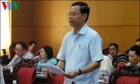 คณะกรรมาธิการรัฐสภาแสดงความเห็นต่อรายงานการแก้ไขปัญหาการร้องเรียนของพลเมืองปี2014