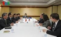 เวียดนาม-สหรัฐขยายการสนทนาทวิภาคีด้านความมั่นคง