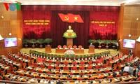 ปิดประชุมครั้งที่11คณะกรรมการกลางพรรคคอมมิวนิสต์เวียดนามสมัยที่11