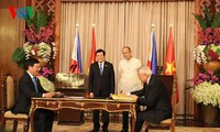 แถลงการณ์ร่วมสถาปนาความสัมพันธ์หุ้นส่วนยุทธศาสตร์เวียดนาม-ฟิลิปปินส์