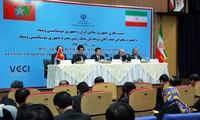 เวียดนามปรารถนาผลักดันความร่วมมือในหลายด้านกับอิหร่าน