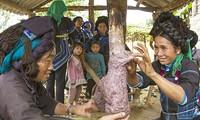 เทศกาล คูหย่าหย่าของชนเผ่าห่าญี่