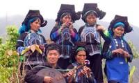 เครื่องดนตรีและศิลปะการฟ้อนรำของชนเผ่าห่าญี่
