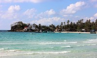 มาสัมผัสกับความสวยงามของหมู่เกาะนามยูในจังหวัดเกียนยาง