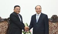 เวียดนามให้ความสำคัญขยายความสัมพันธ์มิตรภาพและความร่วมมือกับพม่าอยู่เสมอ
