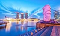 งานฉลองวันชาติสิงคโปร์ในนครโฮจิมินห์