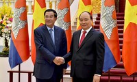แถลงการณ์ร่วมเวียดนาม-กัมพูชา