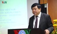 คำอวยพรปีใหม่2017ต่อผู้ฟังชาวต่างชาติของท่าน Nguyen The Ky ประธานสถานีวิทยุเวียดนาม