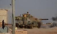 ตุรกีประกาศยุติยุทธนาการทางทหารในซีเรีย