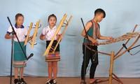 เพลงและเครื่องดนตรีพื้นเมืองของชนเผ่าเซอดัง