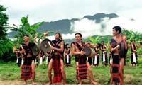 ชุดพื้นเมืองของชนเผ่าเซอดัง